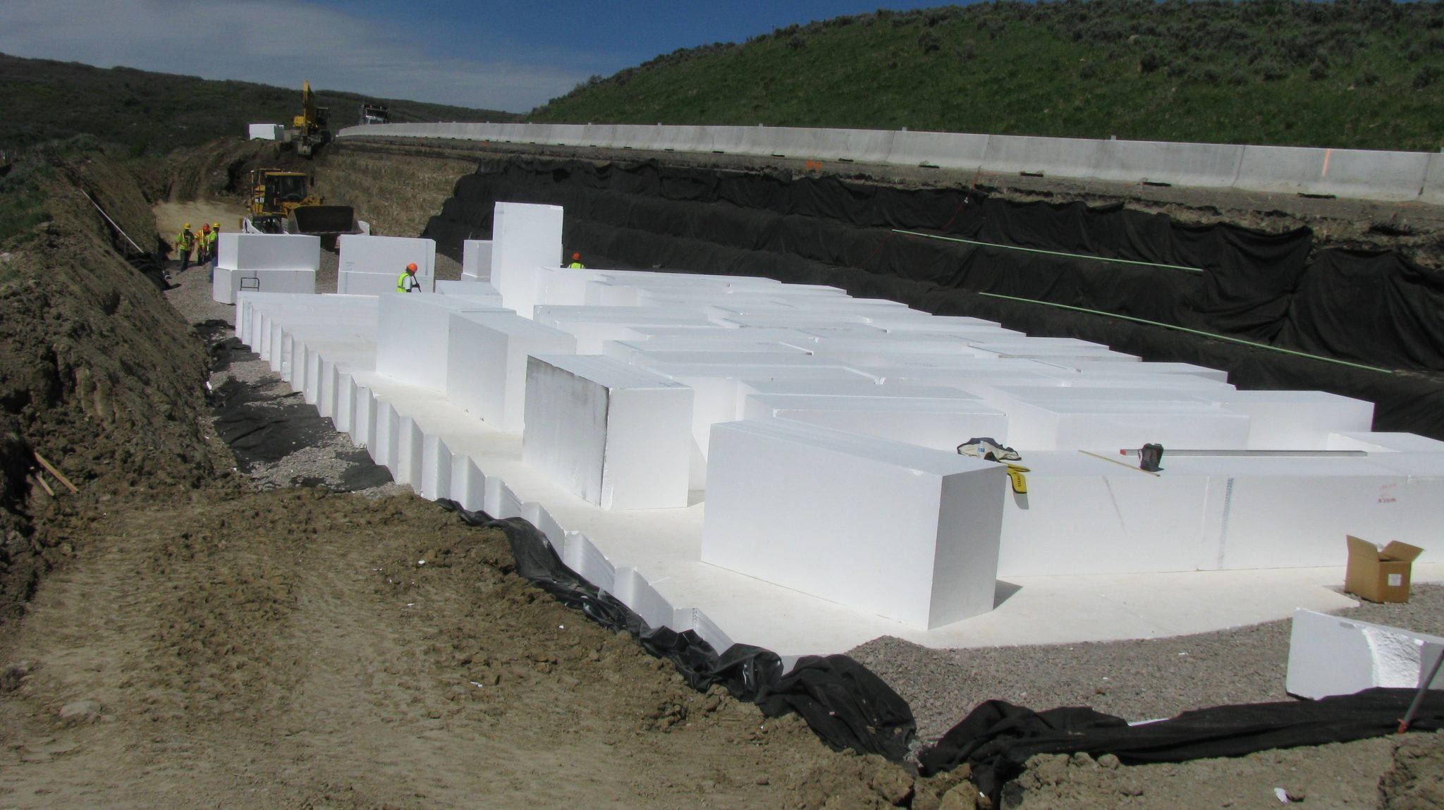 Local Governments use Geofoam to Overcome Common Geotechnical ...