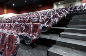 Stadium Seating Insulfoam EPS