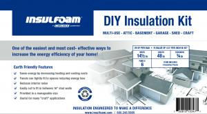 DIY Insulation Kit
