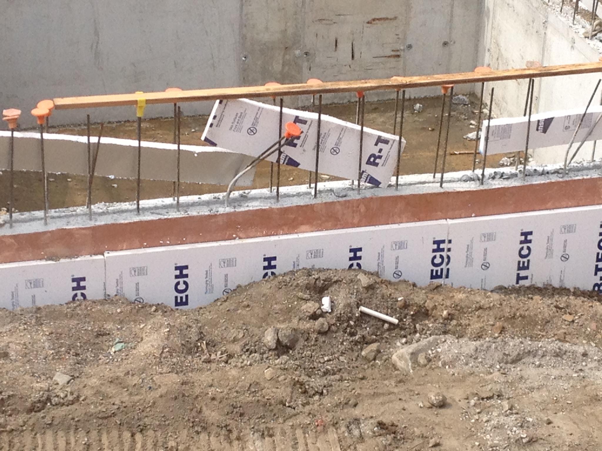 The Dirt On Below Grade Insulation Insulfoam