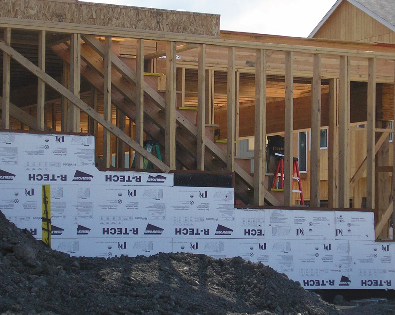 How EPS Insulation Can Help Address Today's Residential Building Industry Challenges