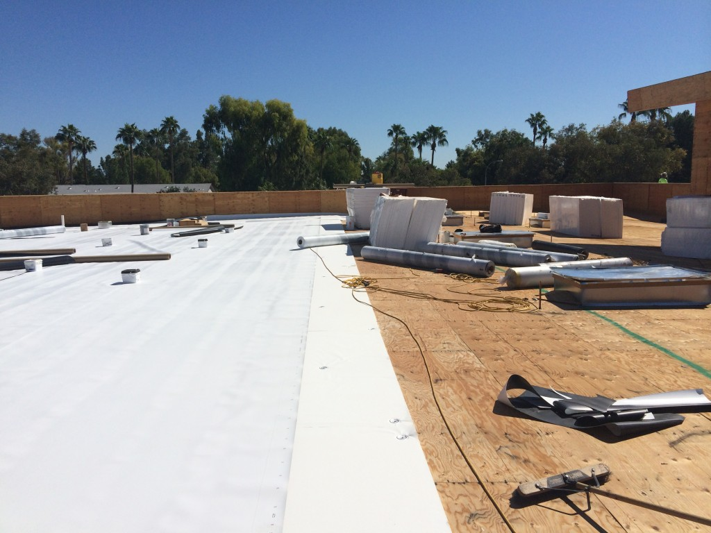 Insulation For Low Slope Roofing Sp Insulfoam