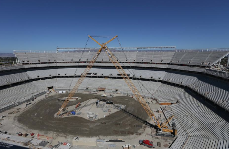 Levi's Stadium Construction