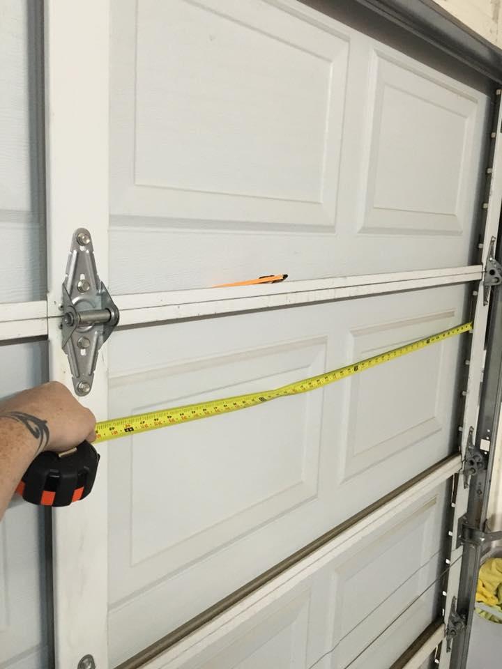 Door insulation sc 1 st menards for Door insulation