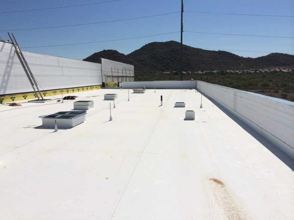 Tapered Insulation | Tapered EPS for Roofs | Insulfoam
