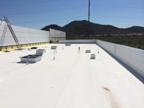 Tapered Roof Insulation System