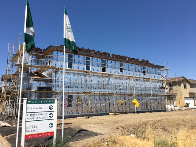Northern Cal. Builder meets Title 24 on 600 New Homes with Total Wall Platinum