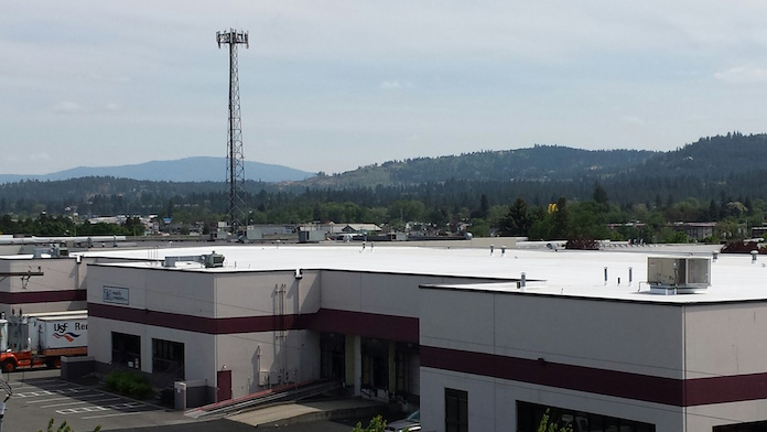 Industrial Roof Drainage Problems Solved in Spokane, WA