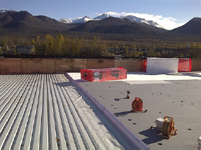 SP Hybrid Roof Insulation System