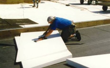 Tapered Insulation Tapered Eps For Roofs Insulfoam