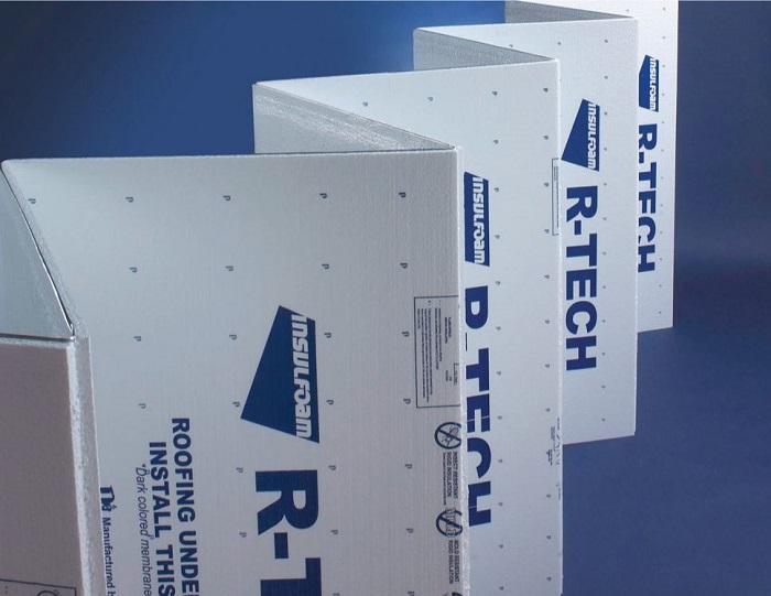 Fanfold Insulation R Tech By Insulfoam