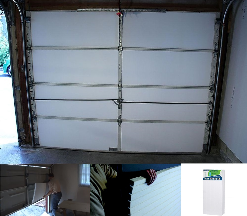 How To Insulate Your Homes Garage Door An Easy Weekend Project