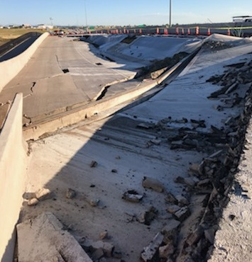 EPS Geofoam Saves the Day for Major Colorado Highway
